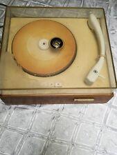 DOMO DDR  EAG Plattenspieler  Domo 1960-65