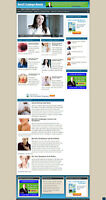 BARRETT'S ESOPHAGUS AFFILIATE WEBSITE BLOG + BANNERS WITH FREE DOMAIN