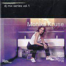 Fine AUDIO DJ MIX SERIES VOL. 1-Monika Kruse-Munich-CD techno-tbfwm