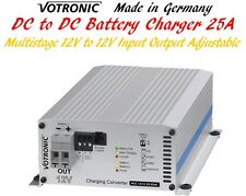 Votronic Multistage 12V-12V DC to DC Battery Charger Booster Charging Converter