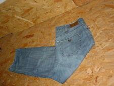 Tolle Jeans v.GIORGIO ARMANI Gr.W31/L28 blau used