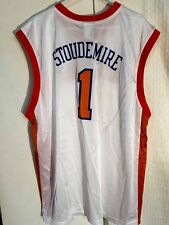 Adidas NBA Jersey New York Knicks Amare Stoudemire White sz 2X