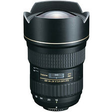Tokina AT-X 16-28mm f/2.8 Pro FX Lens for Nikon  New