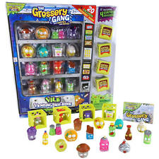 The Grossery Gang Vile Vending Machine 20 exclusive grosseries
