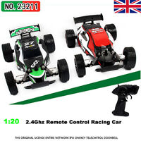 1:20 2.4GHZ 2WD Radio Remote Control Off Road RC RTR Racing Car Truck Buggy UK