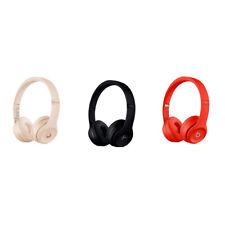 Original Beats By Dre Solo 3 3.0 Wireless Headband Headphones Bluetooth