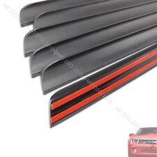 2005-2011 AUDI A6 C6 Boot/Trunk Lip Spoiler Wing UNPAINTED