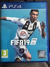 FIFA 19-Playstation 4-ps4-Epic Fußballspiel. schnelle Kostenlose p&p Weihnachtsgeschenk. sehr guter Zustand