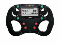 Aim Formula Car Steering Wheel 3 Dash Display Without Paddle Shift - Race Drift