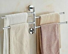 Swing Arm Towel Bar Rack