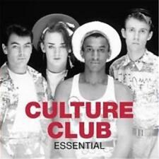 CULTURE CLUB ESSENTIAL REMASTERED CD NEW