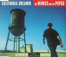 THE MAMAS AND THE PAPAS CALIFORNIA DREAMIN 4 TRACK CD SINGLE FREE P&P