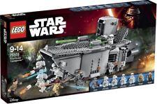 LEGO Star Wars First Order Transporter w/Phasma (75103)- NEW Sealed Box- Retired