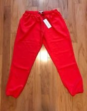 NWT Poppy Orange Collective Concepts Pants Size M