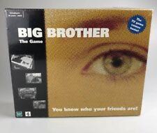 Canal 4/Hasbro gran hermano de juego de mesa 2000-basado en la serie de TV NUEVO