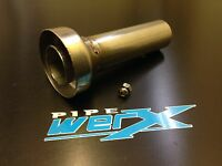 Decibel DB Killer to fit 58mm Straight Outlet Race Exhaust Can Silencer