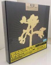 U2-THE JOSHUA TREE-IMPORT 4 CD+BOOK WITH JAPAN OBI Ltd/Ed AM38