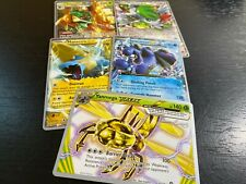 Pokemon Tcg! 5 Ultra Rare Ex Gx Break Cards! World Championships Promo Lot! Nm