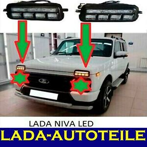 Turn signal Lada Niva 2121 Urban 4x4 led 2pcs (fits for: Lada Niva)