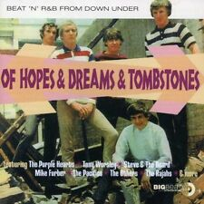 Various Artists - Hopes & Dreams Tombstones / Various [New CD] UK - Import