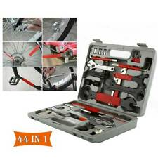 44Pcs Bike Repair Kits Set Pratical Bicycle Handling Tools Home Mechanic Cycling