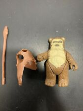 Star Wars Vintage Wicket Ewok 1984 Taiwan Variant Kenner Action Figures