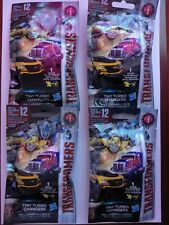 Transformers - Tiny Turbo Changers Series 1 - 4x Blind Bags sealed