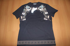 Versace Collection Mens Blue T-Shirt Size XXL