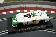 C47 Fly Racing Voiture Miniature 1/32 Porsche 908 Flunder LH Mans 1969