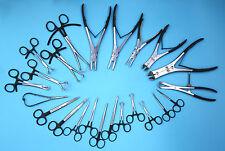 23 piezas de instrumentos Veterinaria Quirúrgica Ortopédica Excelente Calidad CE.