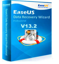 EaseUS Data Recovery Wizard v13.2 Complete Version License Digital Download