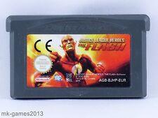 Justice League Heroes: The Flash für Nintendo Game Boy Advance - Modul - Gut