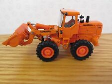 NZG. Hanomag B8 Radlader. 1:87. No 599. Orange