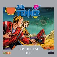 DER LAUTLOSE TOD (02) - JAN TENNER   CD NEW