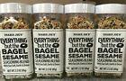 4 PACK Trader Joe's Everything but the Bagel Sesame Seasoning Blend Spice Flavor