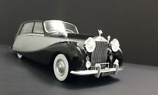 1/18 Diecast Model Car Group 🇬🇧 Rolls Royce Silver Wraith *Black/Silver*