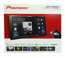 Pioneer DMH-1500NEX  7-Inch Touchscreen Digital Media Receiver w/ Apple CarPlay