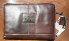 Rawlings Heritage Frankie Folio  Brown Leather Portfolio Bag Heritage Collection