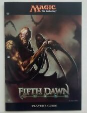 Magic: The Gathering FIFTH DAWN Player's Guide MTG