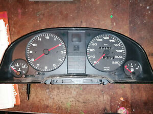 8586 Tacho Kombiinstrument Audi 80 B4 VDO 8A0919033CA 184815 km