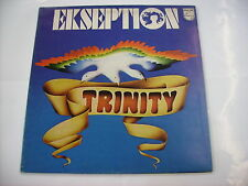 EKSEPTION - TRINITY - LP VINYL EXCELLENT CONDITION 1973 ITALY