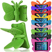 3D Kids Cute Butterfly Shockproof EVA Foam Stand Cover For iPad Mini 3 2 1 Case