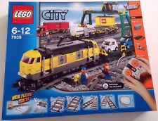 LEGO 7939 City Cargo Train sticky tape is come of the ceil.. but brand new