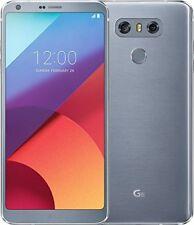 Téléphones mobiles argentés LG, 32 Go