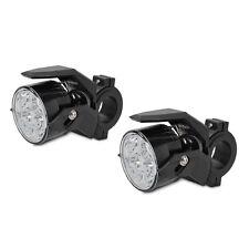 Motorrad Zusatzscheinwerfer Set Lumitecs S2 LED mit E-Zulassung
