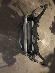 VAUXHALL CORSA D VXR 06-14 FRONT SLAM HEADLIGHT RADIATOR PANEL CROSS MEMBER BAR