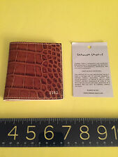 NEW swatch WALLET multi-color Carmina Campus OOAK Ilaria FENDI WOW RARE w/inftag