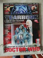 T V Zone  Yearbook    #31   cult tv magazine   35 years of Doctor who