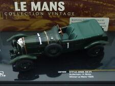 1/43 IXO BENTLEY SPEED SIX #1 WINNER LE MANS 1929