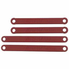 Heavy Duty Camber Links Traxxas Rustler/Stampede 2WD Red by RPM  RPM81269